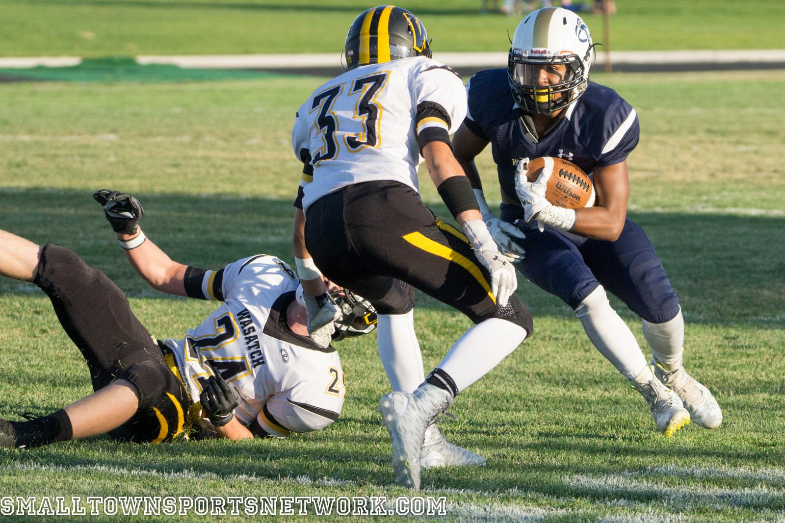 Westlake Picks up Non-Region Win Over Wasatch