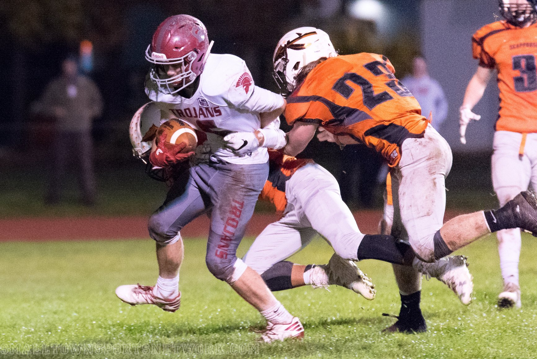 Scappoose Takes Down Douglas