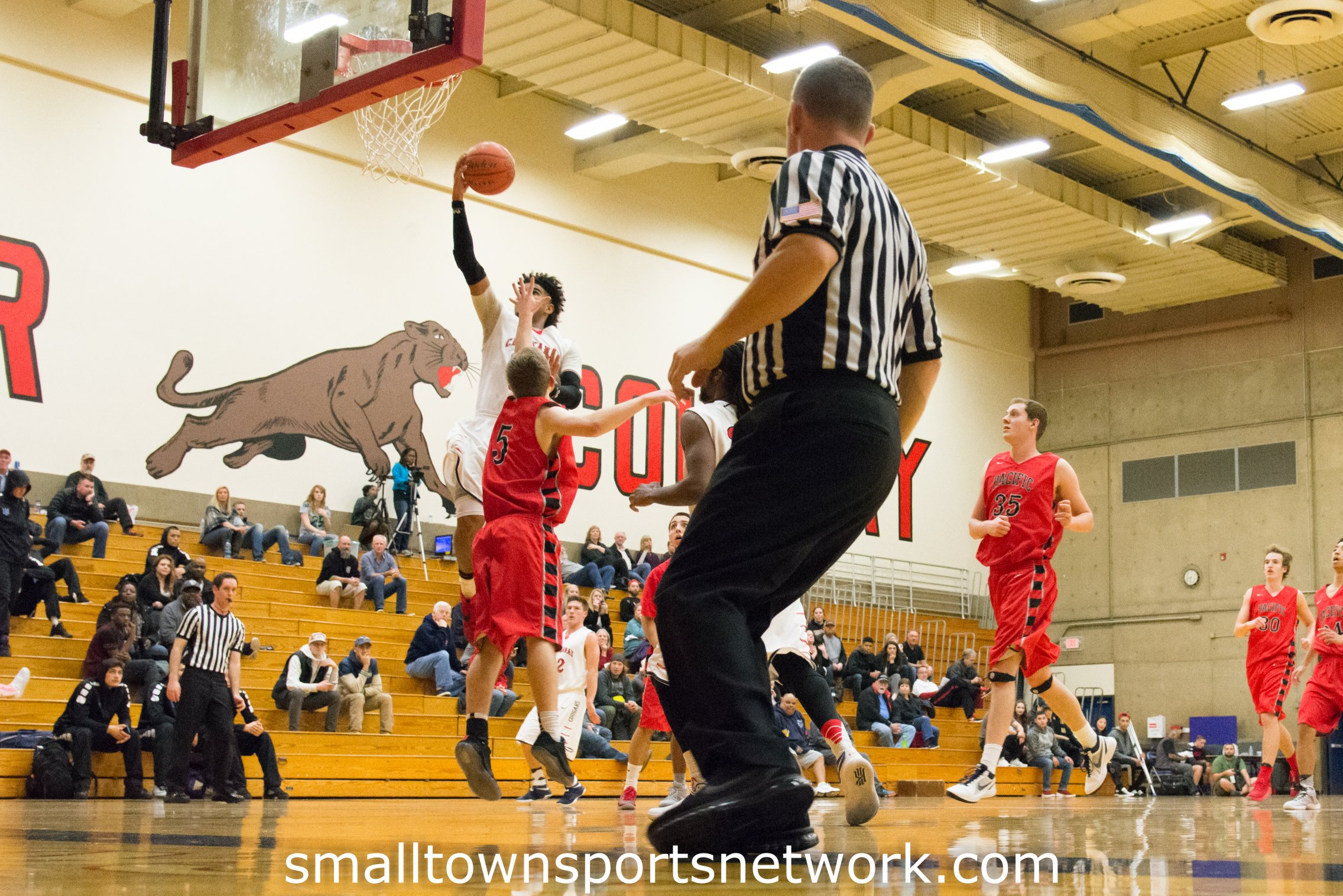 Clackamas Vs. Pacific JV Photo Gallery