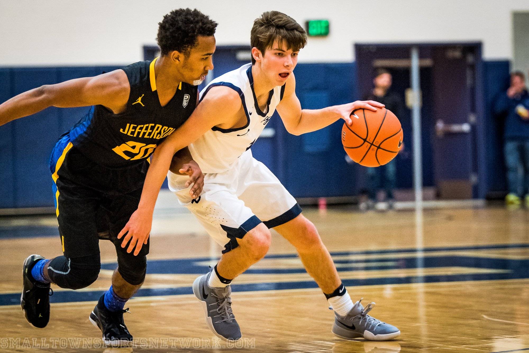 Jefferson Defeats Lake Oswego