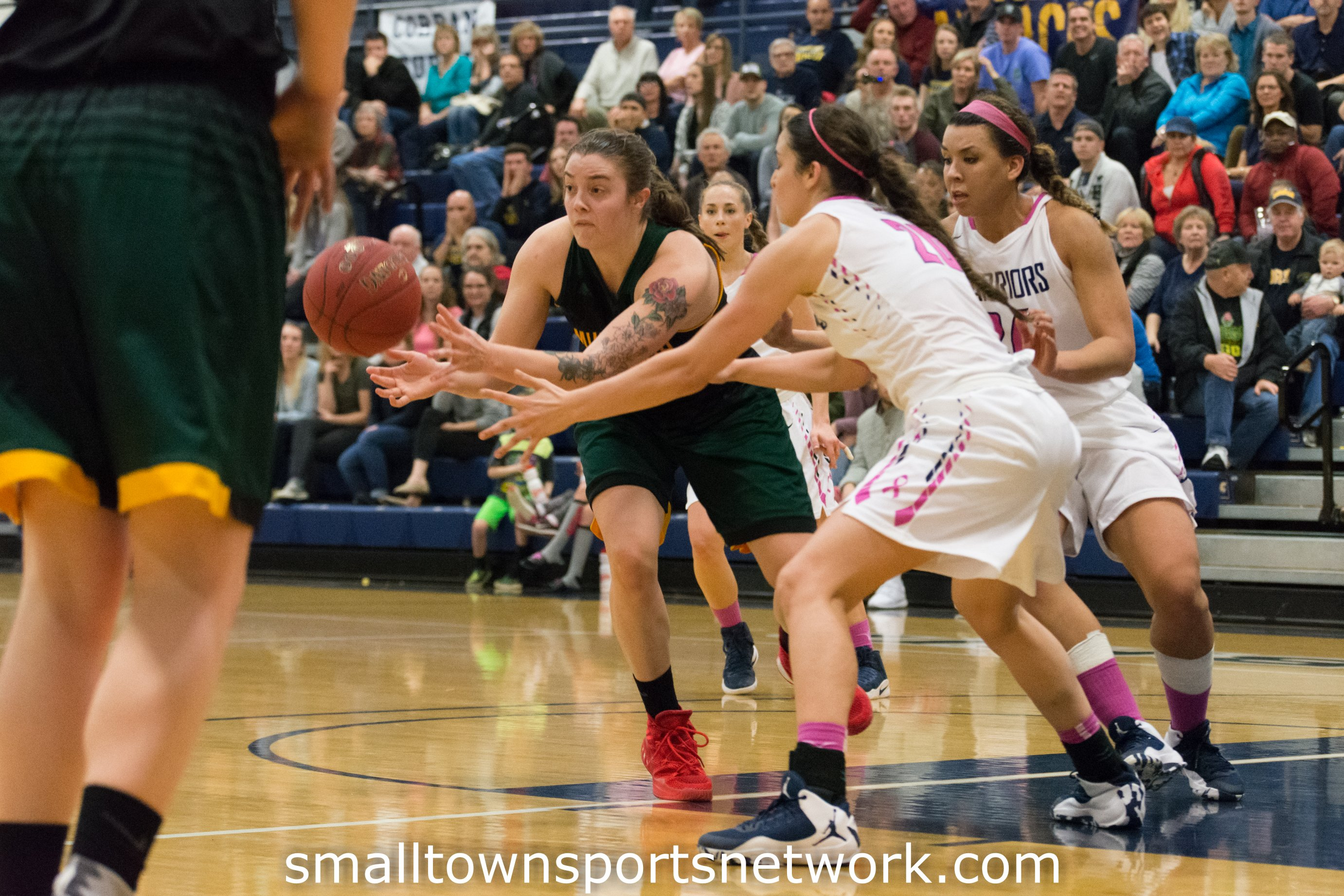 Multnomah Picks Up Win Over Corban