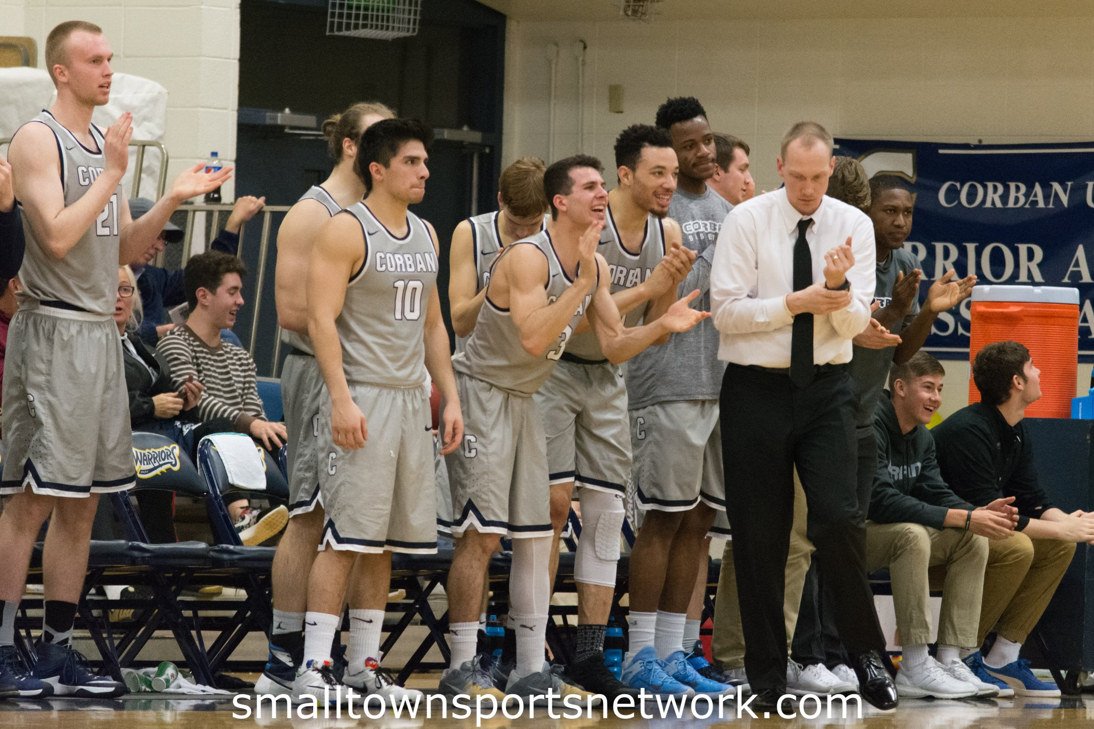 Corban Breaks 3-Game Losing Streak With 40-Point Win Over Multnomah