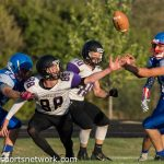 Willamina Host Multi-Team Football Jamboree