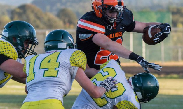 Willamina Picks Up First Season Win Over Gaston