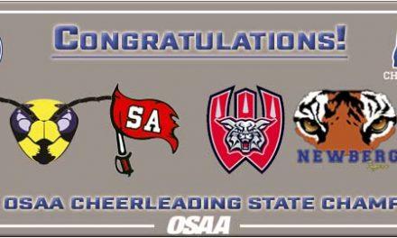 2018OSAA CheerleadingStateChampionships – Results
