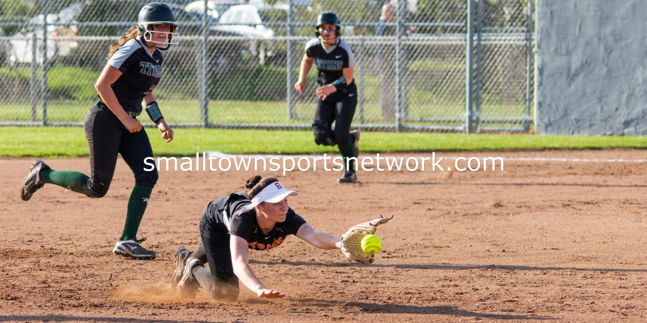 West Salem Titans Pick Up League Win #8 Over Sprague Olympians