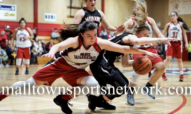 Siletz Valley Warriors Fall to Mohawk Mustangs