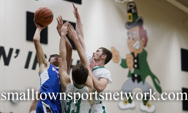 Waldport Irish Defeats Visiting Myrtle Point Bobcats