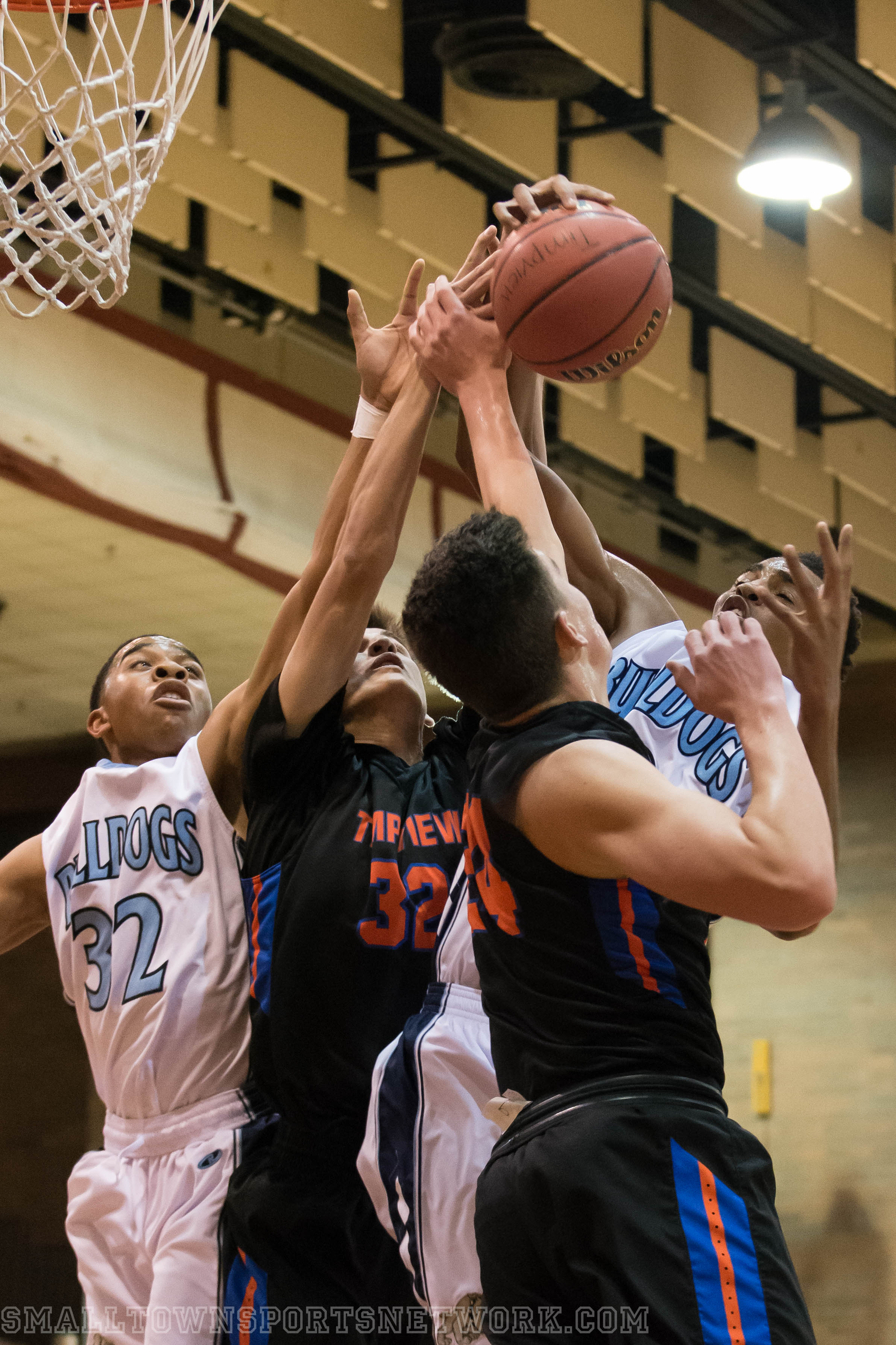 Timpview Wins Inaugural Capitol City Classic