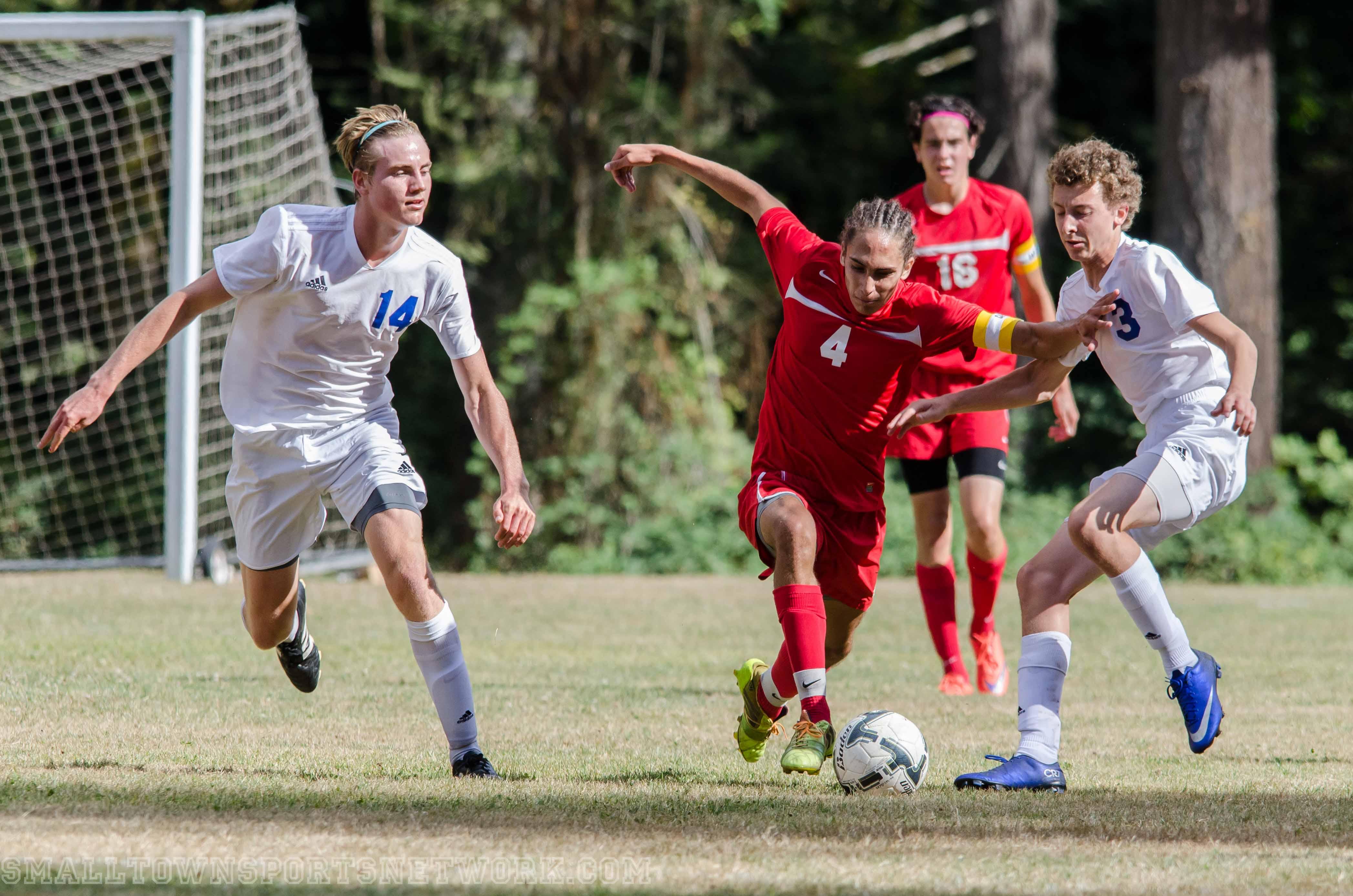 Western Mennonite Picks Up First Season Win