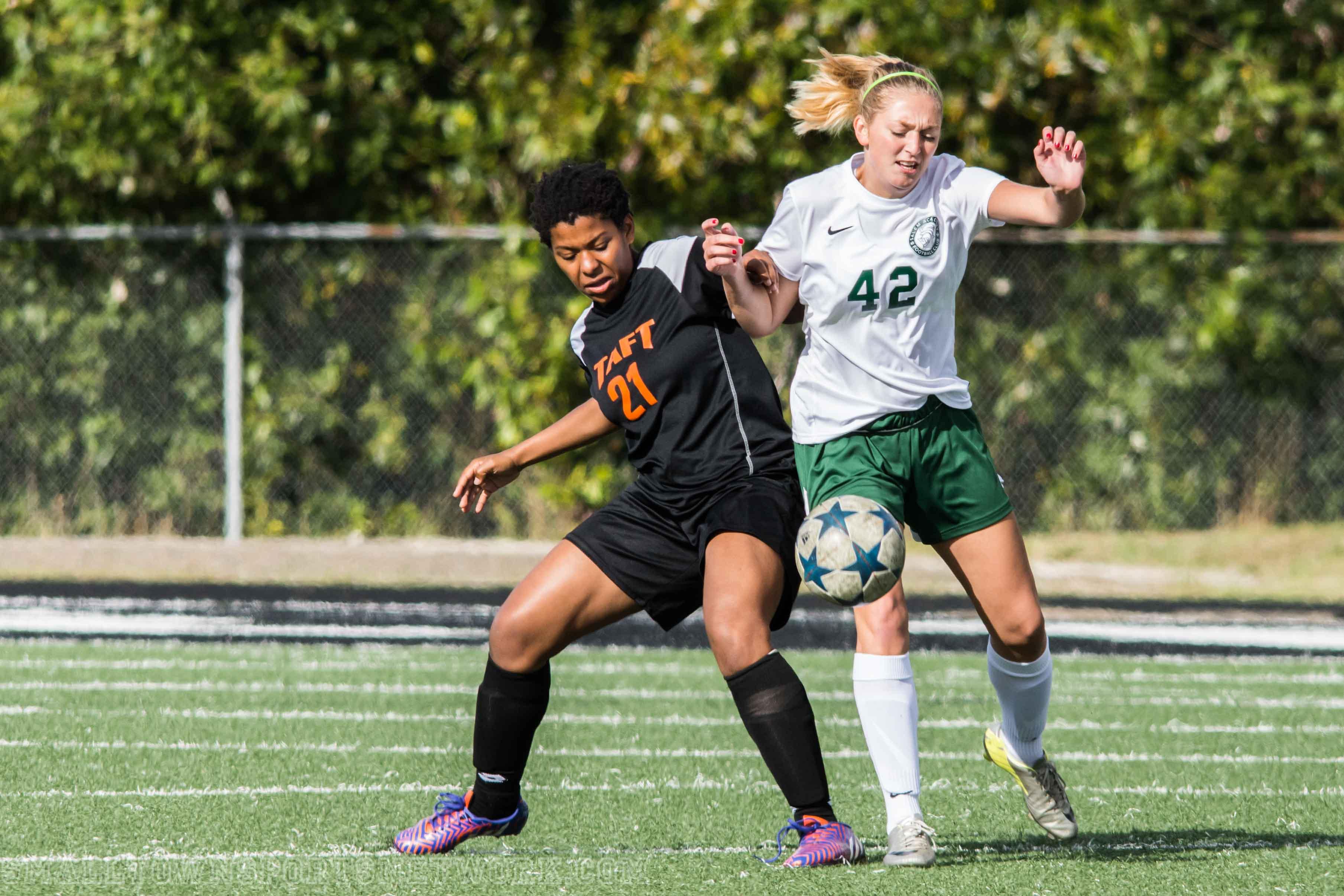 Taft Scores Five Goals, Defeats Salem Academy
