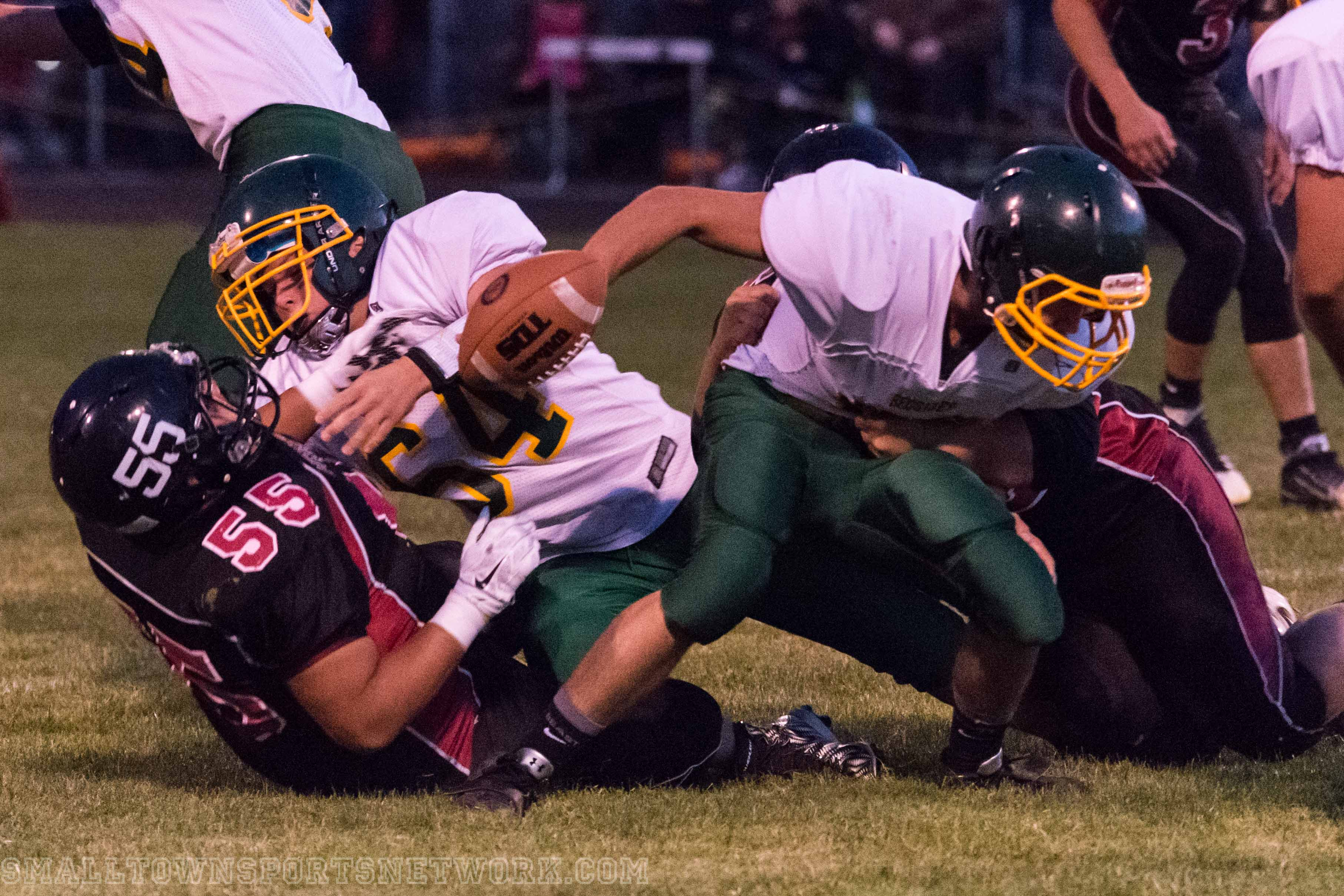 Perrydale Routs Visiting South Wasco