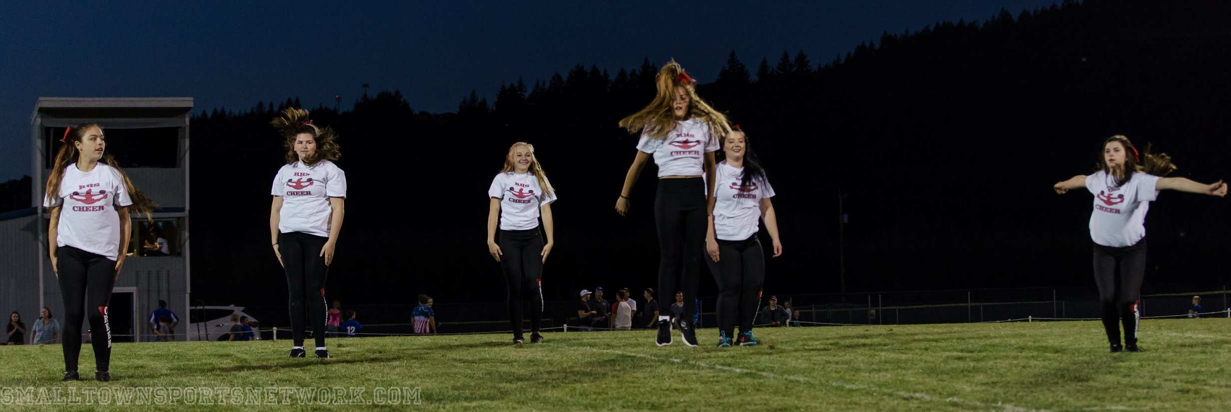 Oregon Cheerleading State Championships