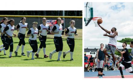 Hoopla and 18A Fast Pitch Softball