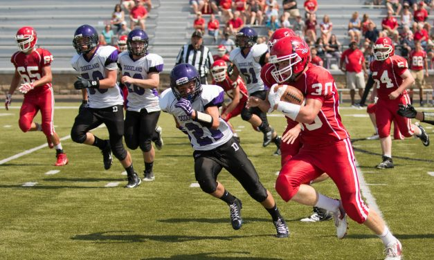 Pacelli Rallies for Late Game Win Over Dodgeland