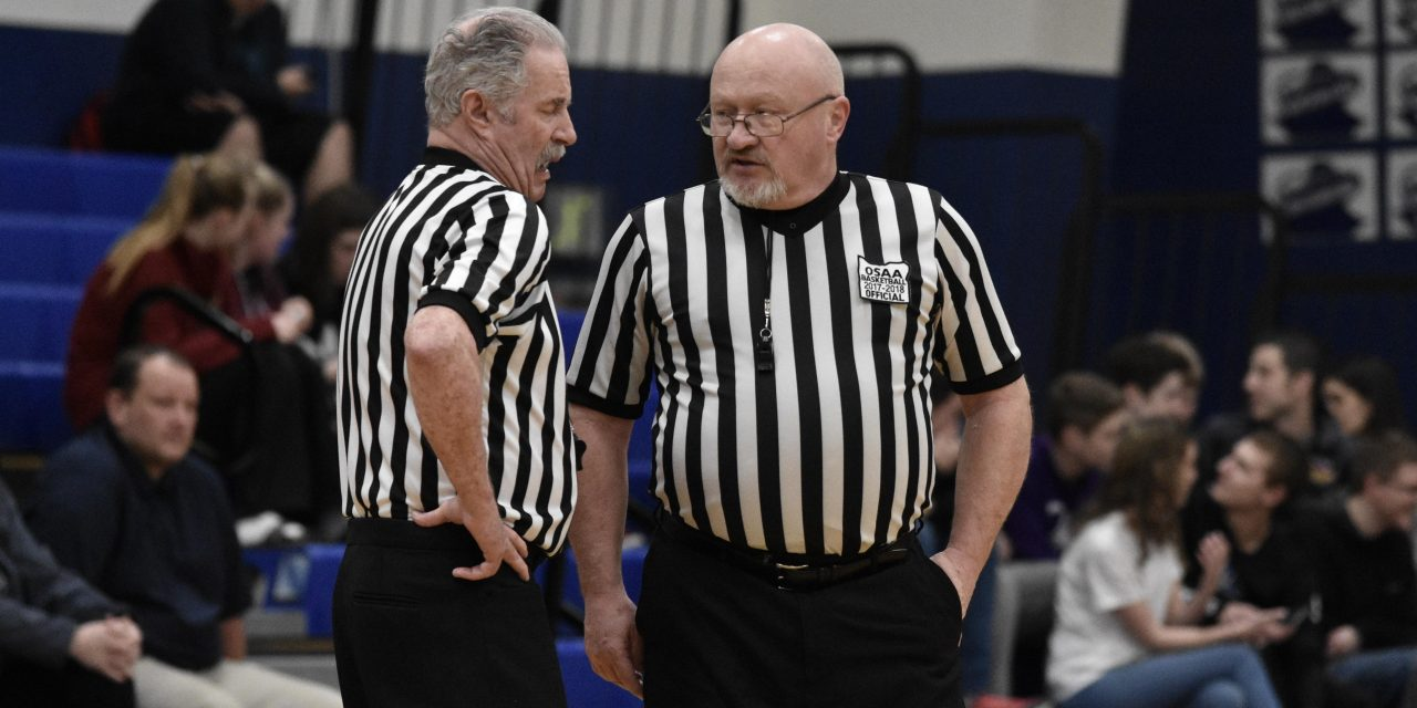 BECOME AN OFFICIAL – STAY CONNECTED TO HIGH SCHOOL SPORTS