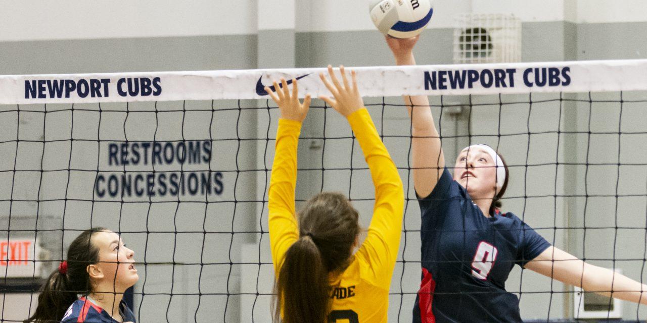 Newport Defeats Cascade