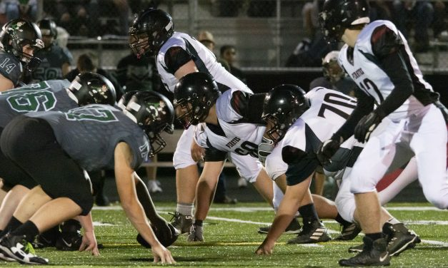 Perrydale Ruins Waldport's Homecoming