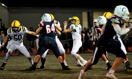 Cascade Starts Slow Finishes Strong Against Newport